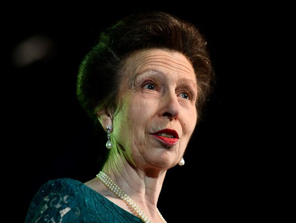 Princess Anne, Princess Royal gives a speech as she attends the Team GB Ball at Battersea Evolution on November 30, 2016 in London, England. - Team GB Ball
