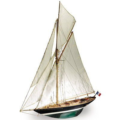 Maquette bateau en bois :  Pen Duick - Artesania-22418