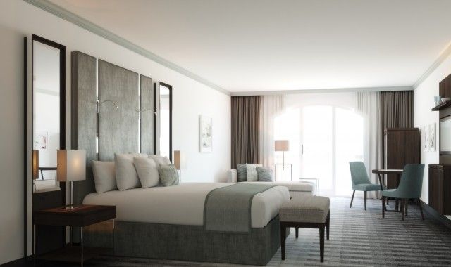 The InterContinental Double Bay: opening soon & looking great