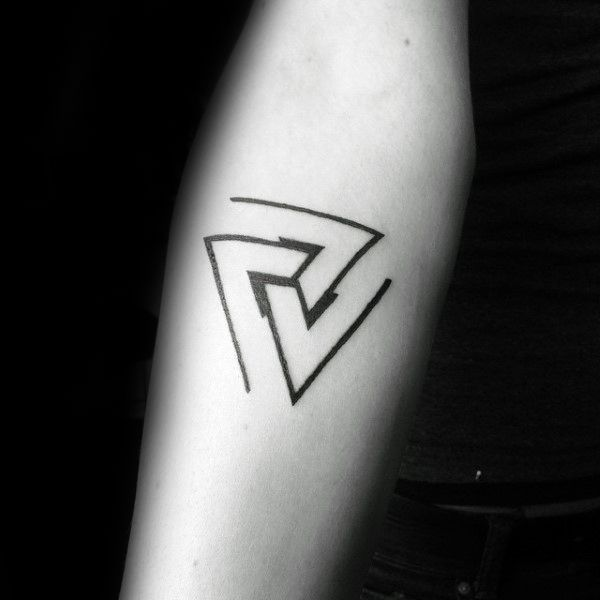 90 Minimalist Tattoo Designs For Men – Simplistic Ink Ideas