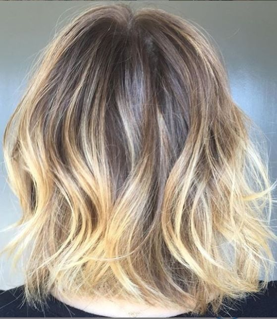Shombre Anyone Yes Short Hair Can Have That Ombre Esque