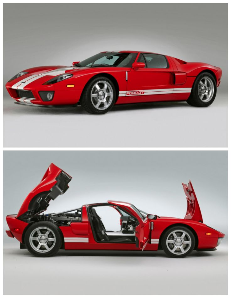 Ford GT an American supercar with muscle car roots #MusclecarMonday