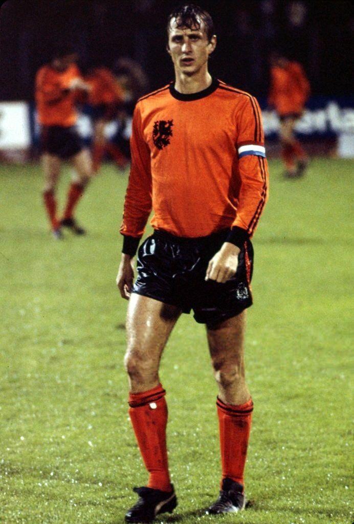 Oldfootballphotos On Twitter Johan Cruyff Football Soccer Tips