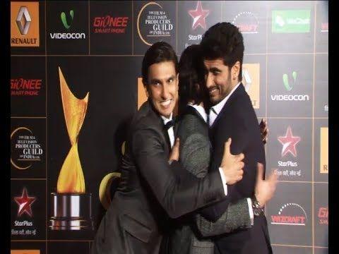 CHECK OUT whom Ranveer Singh and Arjun Kapoor are HUGGING.