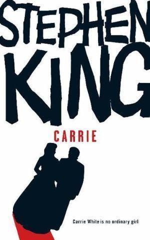 """""""Carrie"""" av Stephen King"""