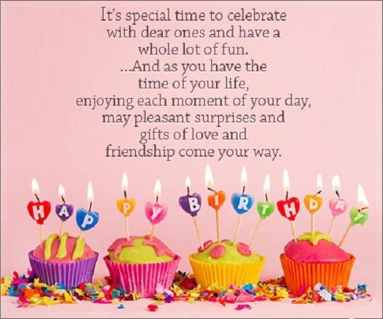 38 best Birthday Greetings - Free Birthday eCards images on ...