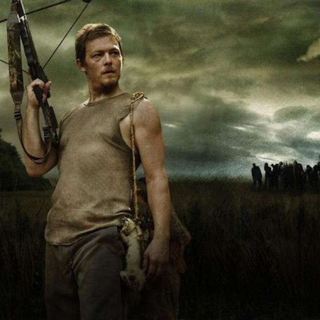 28 reasons why Daryl Dixon is the sexiest man on Walking Dead