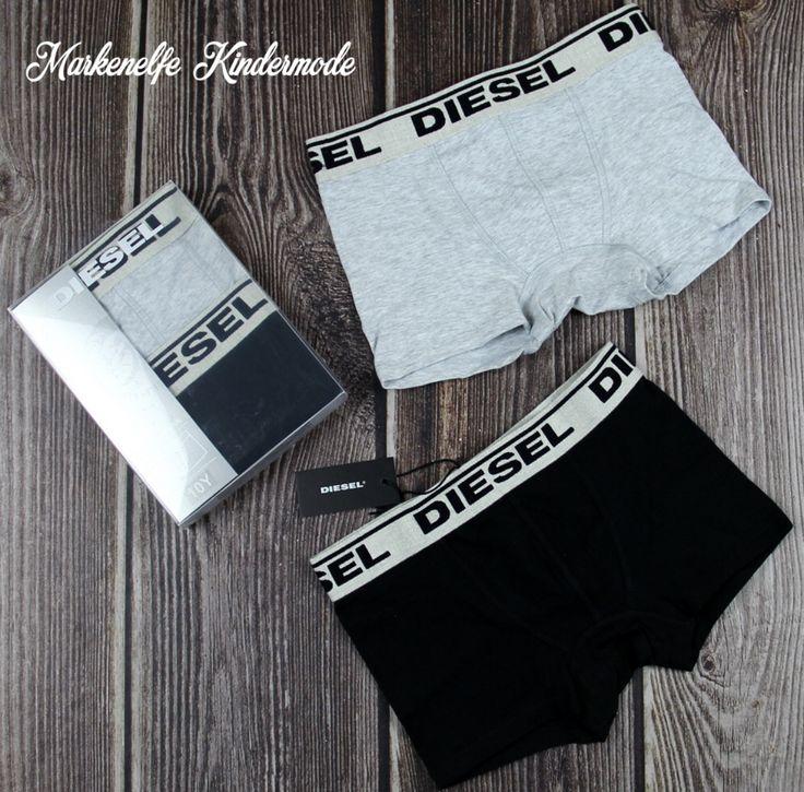 Diesel Artikel - 2er Pack Shorts Neu im Shop: www.markenelfe-kindermode.at