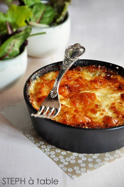 Le divin gratin Dauphinois d'Aude ou « welcome back home » stephanie … | Stephatable