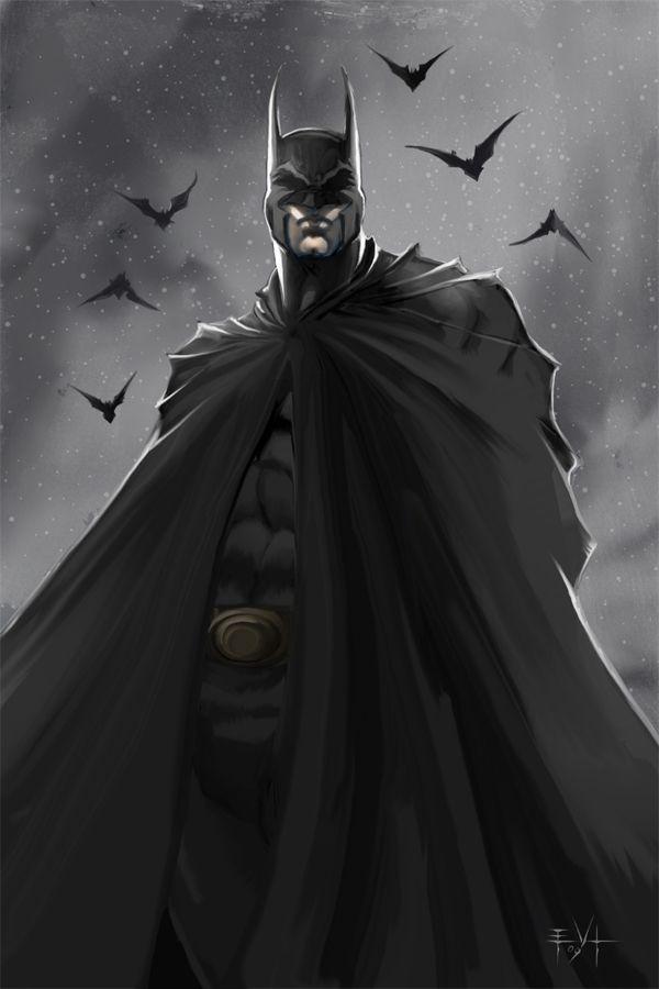 Los mejores Fan Art de DC Comics - Taringa!