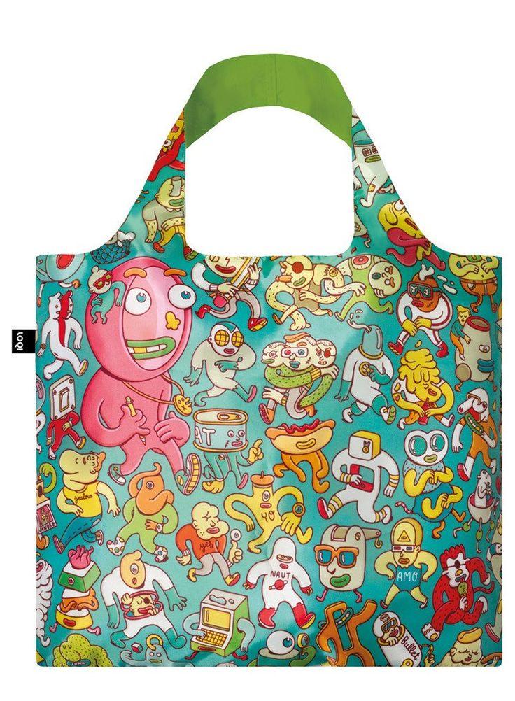 LOQI BROSMIND Collection – Folks Bag