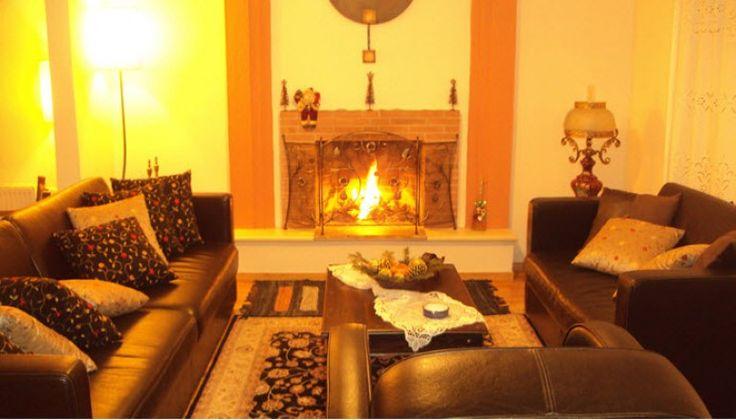 Χριστούγεννα, Πρωτοχρονιά ΚΑΙ Φώτα στο Μούρεσι Πηλίου στον Ξενώνα Αραλιίδες μόνο με 99€!
