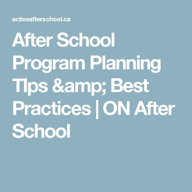 After School Program Planning TIps & Best Practices | ON After School Need to engage parents? Need to send out an alert to the whole school! For more information about the best Mobile App go to ticksandtots.com for preschools, daycares and afterschool programs!