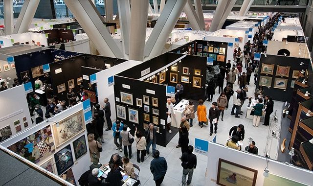 Art Fair Tokyo -- Courtesy of Munetoshi Iwashita