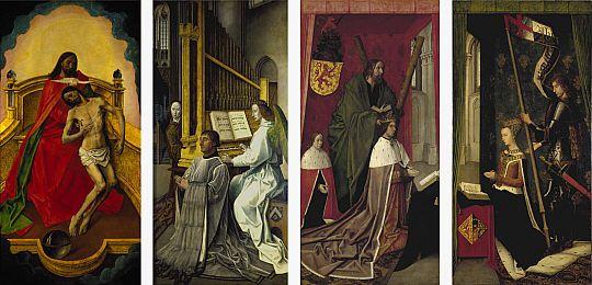 Trinity Altarpiece, 1478 - 1479.