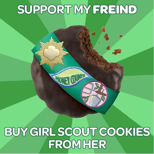 Girl Scout Cookies Hembra Nirvana Shop