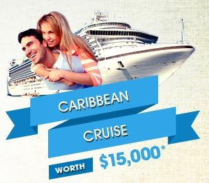 How would you like go on holiday to the Caribbean or perhapsLondon? Enter to win and you could!!