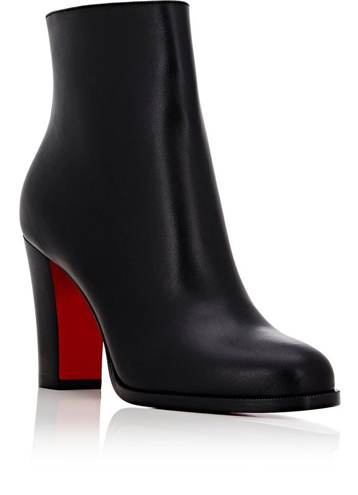 new style 64b3d a972f Christian Louboutin Adox Ankle Boots - 12 Red | Products ...