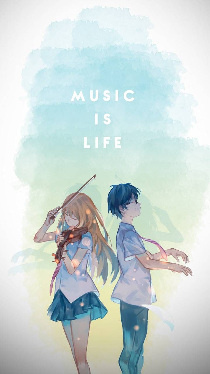 Download Kaori And Kousei Wallpaper By Ghas2001 2b Free On Zedge Now Browse Millions Of Popular An In 2021 Your Lie In April Anime Wallpaper Cute Anime Wallpaper Download wallpaper anime shigatsu wa