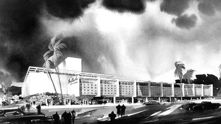 THE WESTSIDE | WESTWOOD VILLAGE:  Bullock's - Westwood, Los Angeles, CA, rendering 1951 | Flickr - Photo Sharing!