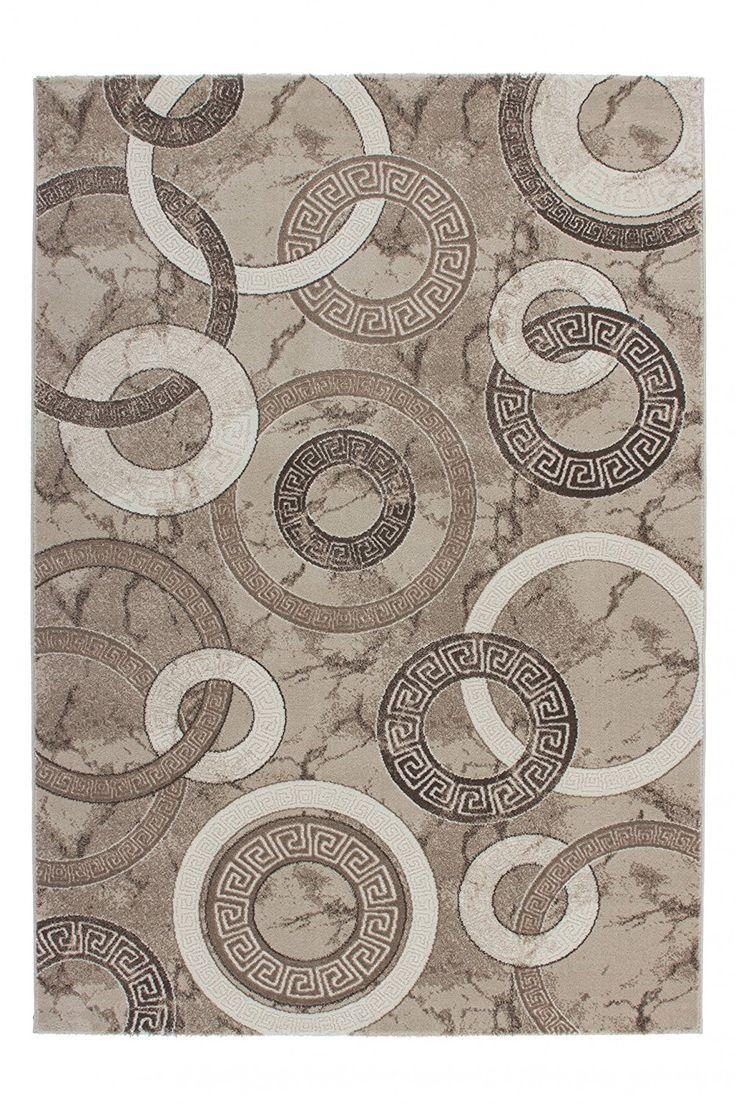 Beautiful Moderner designer Teppich Ukraine Kherson Beige Beige cm x cm teppich http