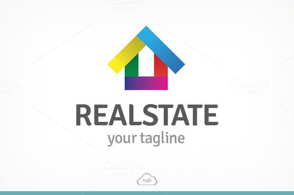 Check out Real State Logo Template by Logo Heaven on Creative Market -> http://crtv.mk/imSt