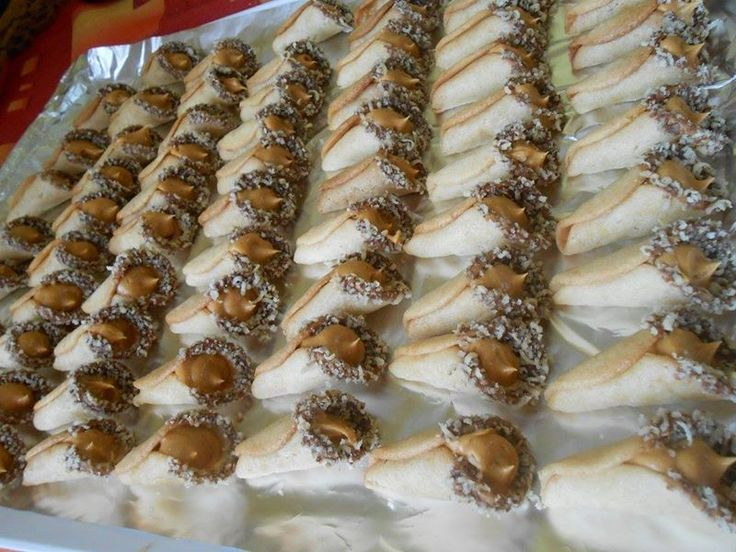 Karamelové rolky