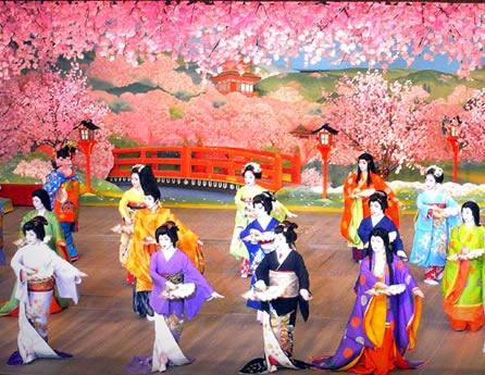 Ottobre 2012: festival in viaggio; #Giappone, gran finale di spettacolo © Fotografia di Maria Luisa Runti