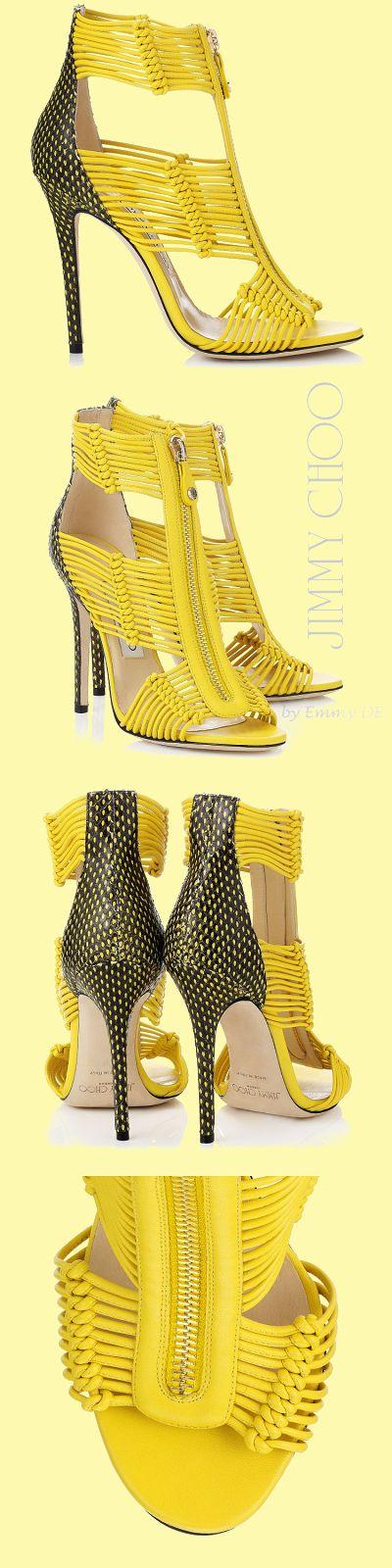 Brilliant Luxury by Emmy DE * Jimmy Choo 'Kattie' http://fave.co/2ezaB0T