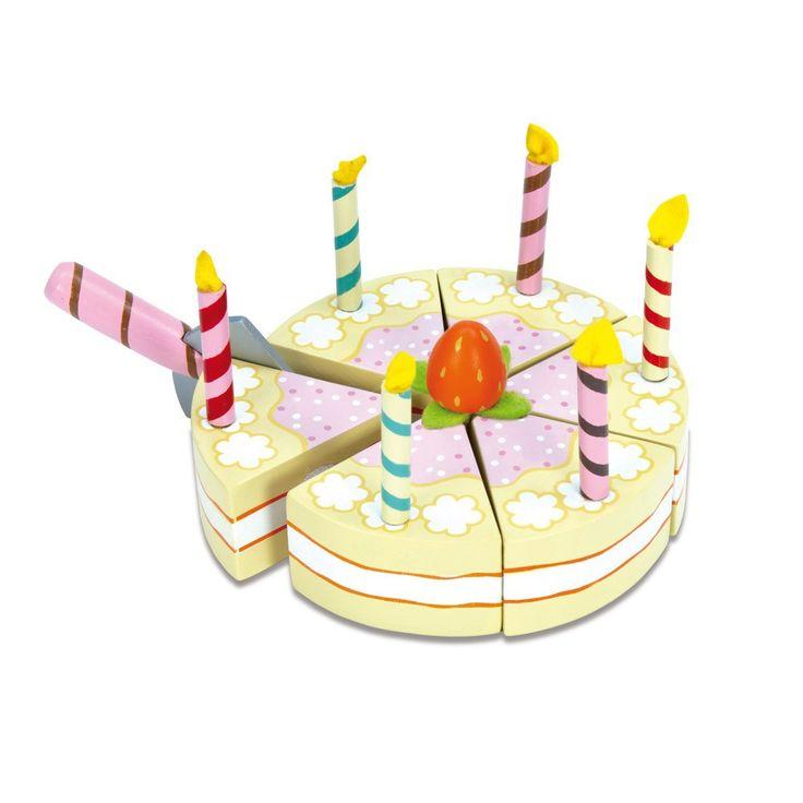 Gâteau d'anniversaire Le Toy Van Adolescent Enfant- Large choix de Jouet et Loisir sur Smallable, le Family Concept Store - Plus de 600 marques.