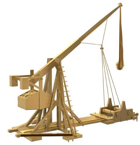 44 best images about Trebuchet and Catapult on Pinterest | Models ...