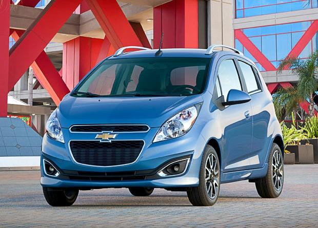2013 Chevrolet Spark Review | Chevrolet Dealership Newmarket Ontario