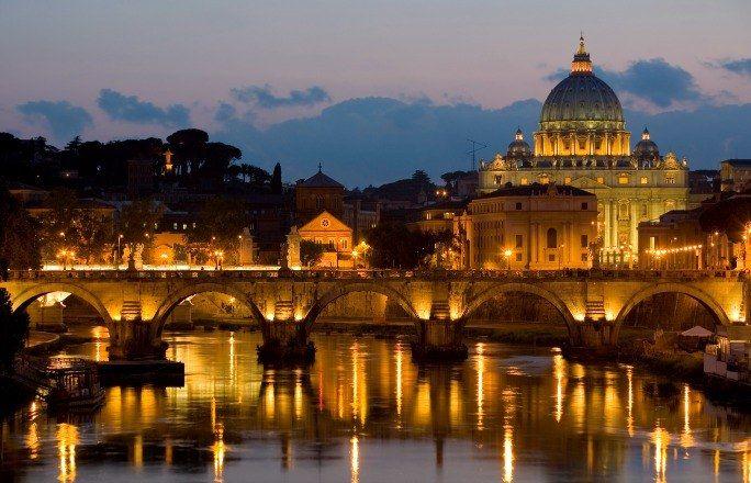 10 destinos internacionais para a sua viagem de lua de mel: Roma