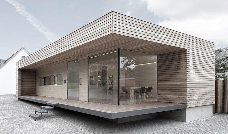 les 448 meilleures images du tableau maison ossature bois sur pinterest architecture maisons. Black Bedroom Furniture Sets. Home Design Ideas