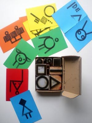 geometry stamps