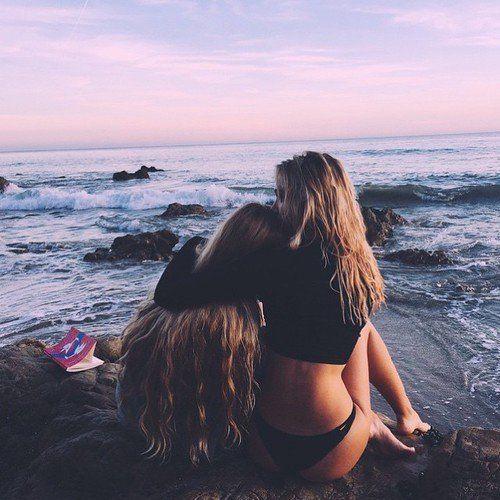 23 Promesas que toda chica debe hacerle a su mejor amiga   Best friend goals, Beach photos, Photography