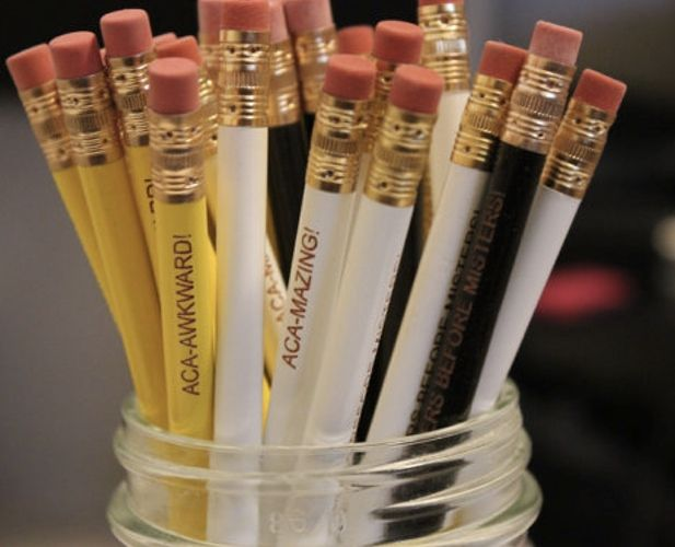 Pitch Perfect Pencils
