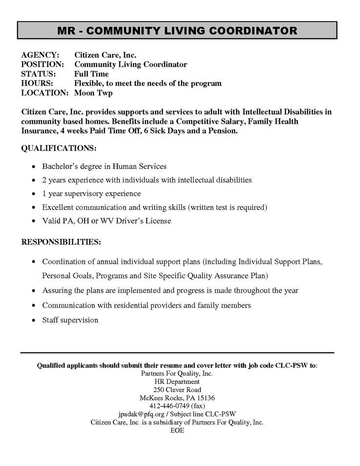 Respite Worker Cover Letter - http\/\/wwwresumecareerinfo\/respite - material handler resume