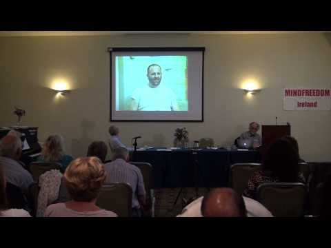 "Dr. Bob Johnson - ""Goodbye psychosis -- cutting its roots and getting rid.""  Mindfreedom Ireland 10th Anniversary Mindfreedom Ireland had it's 10th Anniversary Conference in the Rochestown Hotel on 28th of September 2013."