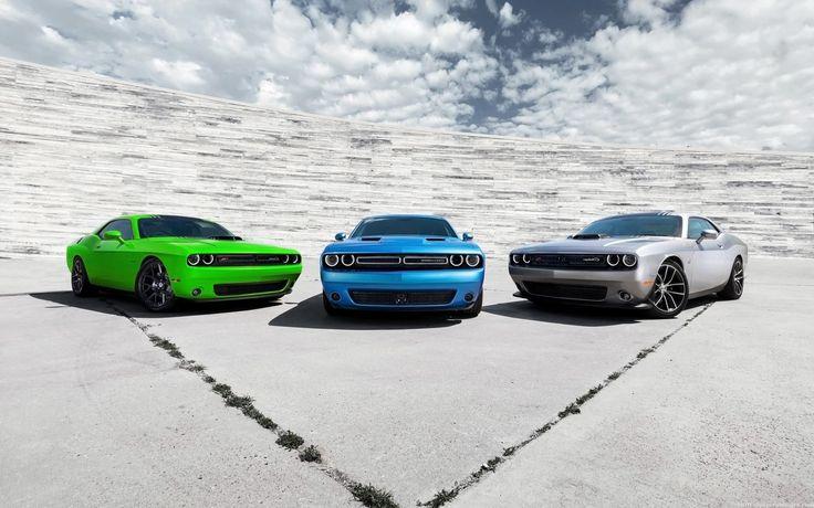 2015 Dodge Challenger HD Imagse