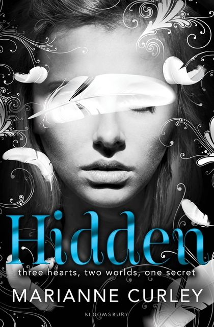 Give away day 17 - Hidden by Marianne Curley. Thanks to Bloomsbury Publishing.
