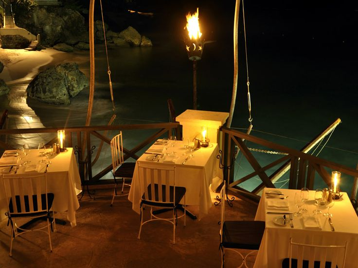 If you are looking for the best dining experience in the Barbados...The Cliff restaurant in Barbados