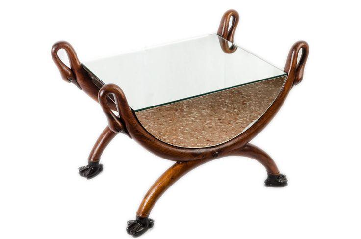 empire mirror table - PRINCE CHARMANT ®