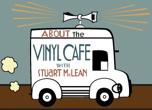 I was just shown Vinyl Cafe by some friends - can't believe I haven't found it sooner!