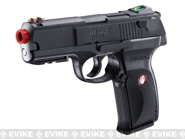 Umarex Ruger P345PR CO2 Airsoft Full Size Gas Pistol. Really heavy pistol and fun to shoot with.