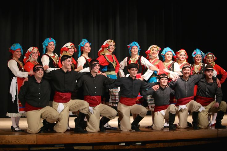 Happy International Dance Day from the Hellenic Dancers of New Jersey!