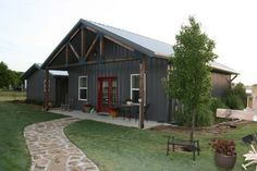Mueller steel buildings, can't wait to build my own!                                                                                                                                                      More