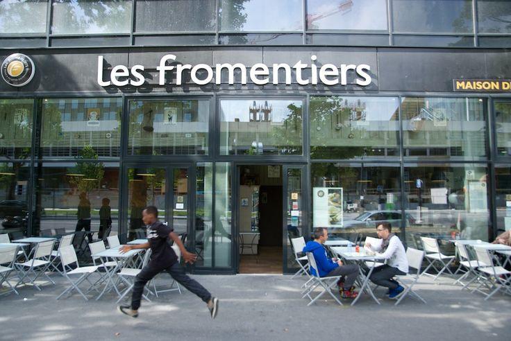 Les Fromentiers (19eme) © Michaël Moine