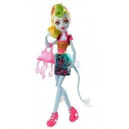 Monster High Monstrozní splynutí najednou kříženci - LagoonaFire