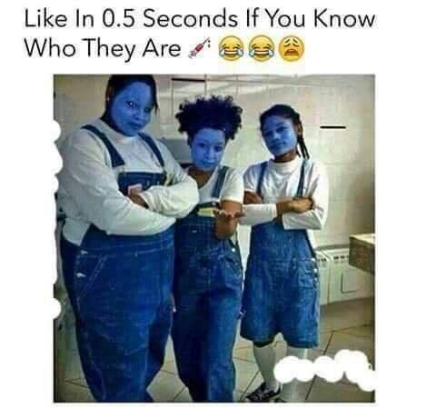 The gross sisters from The Proud Family